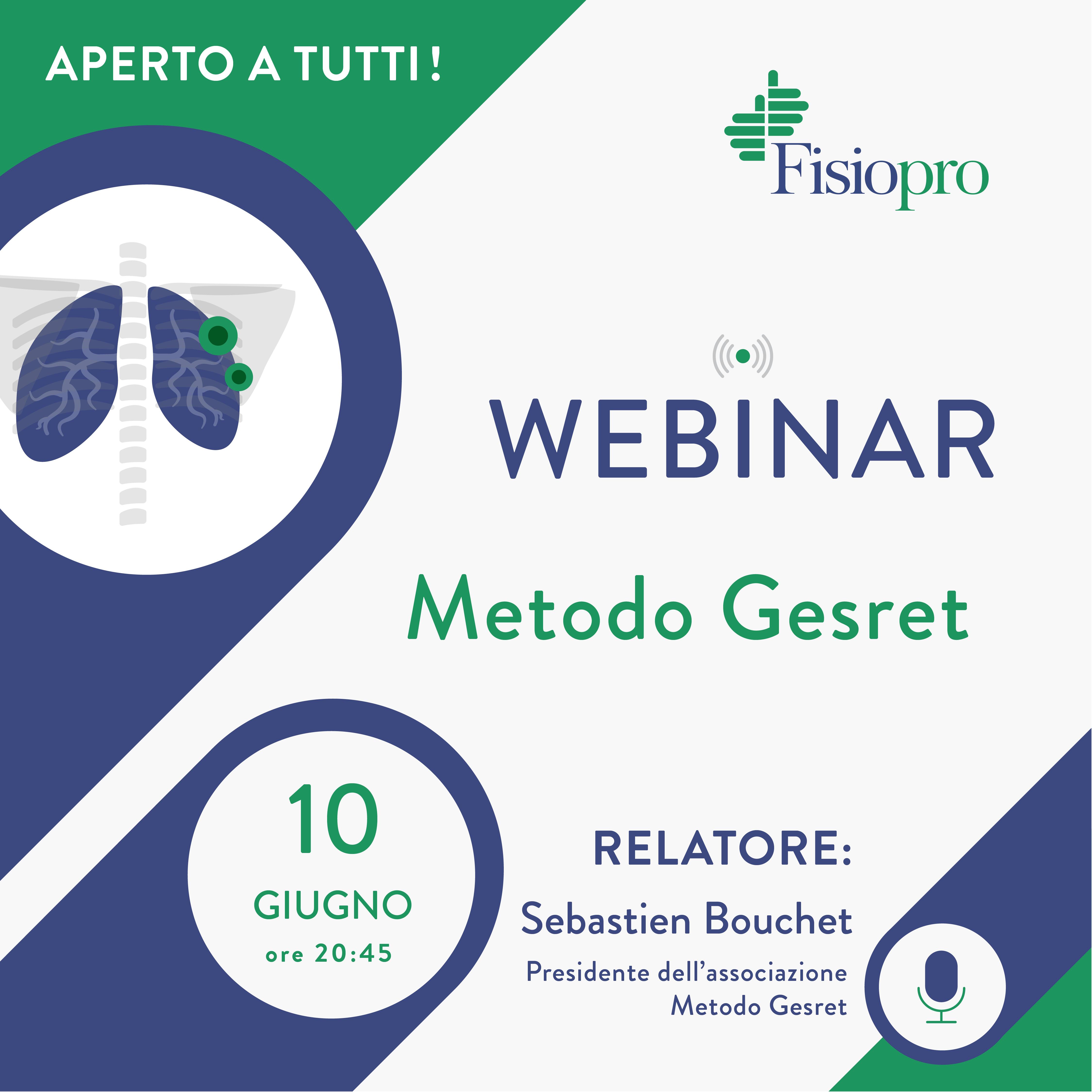 Webinar Metodo Gesret